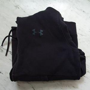 Under armour zipup hoodie
